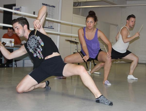 Brandon Timmons, Alessandra Vaganek and Bart Mather