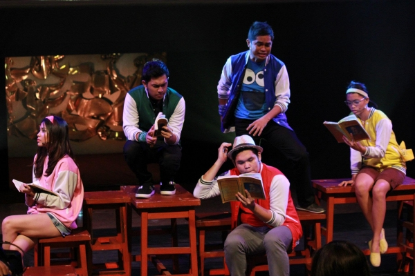 Photo Flash: Performances from WILLIAM, NOLI ME TANGERE, CARE DIVAS & PETER PAN at Philstage Gawad Buhay!
