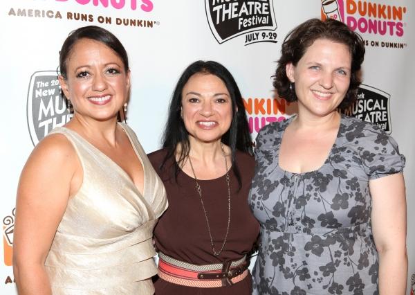 Natalie Toro, Julie Mille (General Manager) and Elizabeth Lucas (Director)