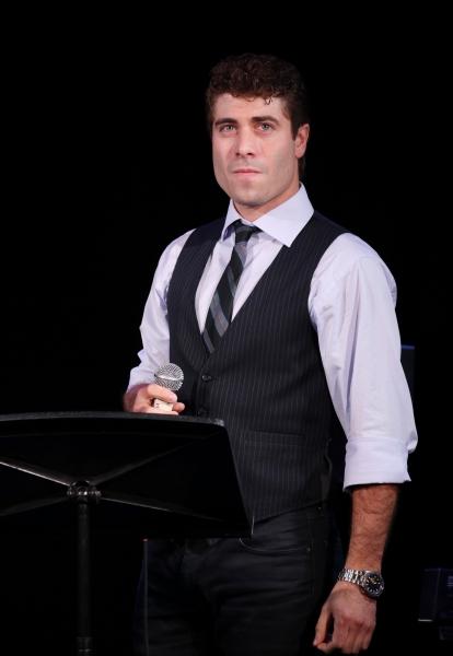 Omar Lopez-Cepero 'FOREVERMAN' at Matt Bogart, Natalie Toro, Jeremy Kushnier et al. Perform at NYMF Preview!