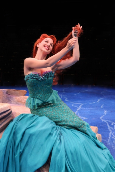 Photo Flash:  First Look at Jessica Grové and Vicki Lewis in Music Circus' THE LITTLE MERMAID