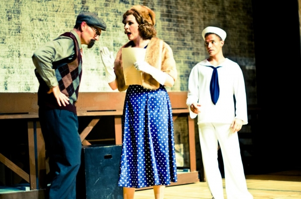 Photo Flash: First Look at Kennedy Theater's DAMES AT SEA