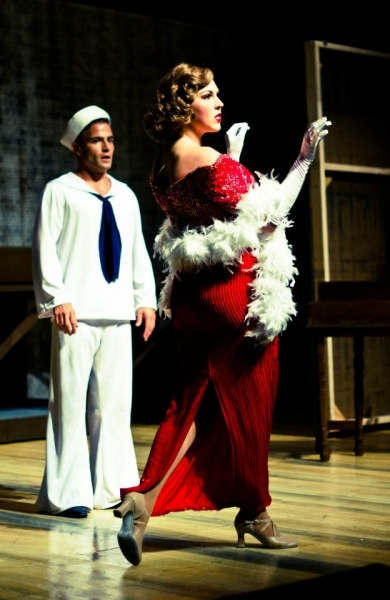 Photos: First Look at Kennedy Theater's DAMES AT SEA