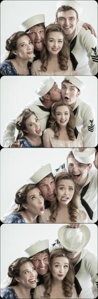 Evelyn O'Neal Brush, Emily Palmer, Steven Fiske and Patrick Waller star in Nashville  Photo