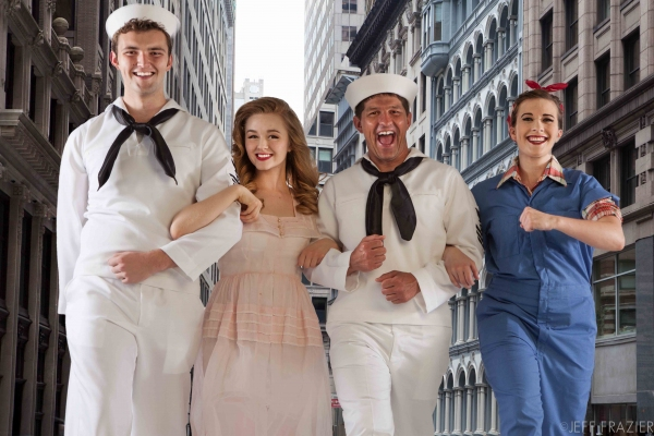 Photo Coverage: Photographer Jeff Frazier's Take on Nashville Shakespeare Festival's MUCH ADO ABOUT NOTHING