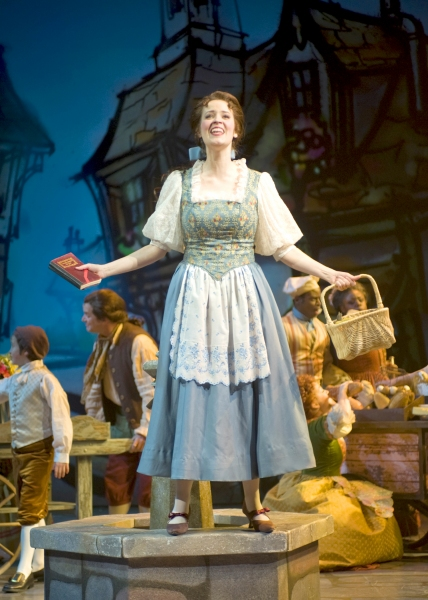 Photo Flash:  First Look at Emily Rohm, William Travis Taylor and More in CST's BEAUTY AND THE BEAST