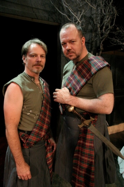 Photo Flash: Meet the Double-Cast Company of Antaeus' MACBETH