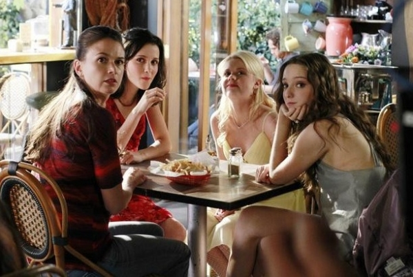 Photo Flash: First Look - Double Dose of Sutton Foster in BUNHEADS!