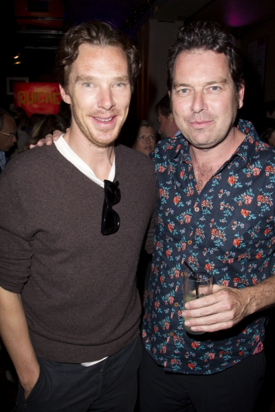 Benedict Cumberbatch and Joe Penhall