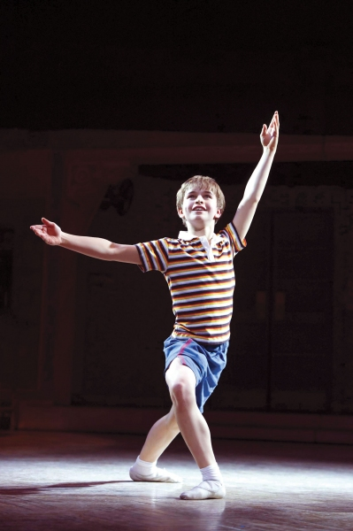 Photo Flash: New Photos from West End's BILLY ELLIOT!