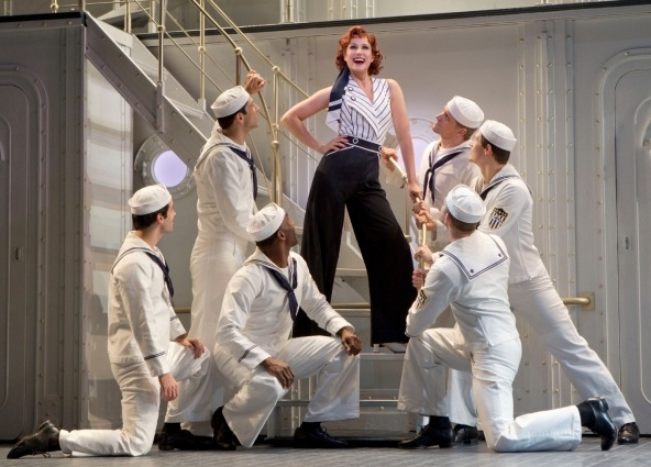 BWW Flashback: Bon Voyage ANYTHING GOES; Plays Final Show on Broadway Today, July 8