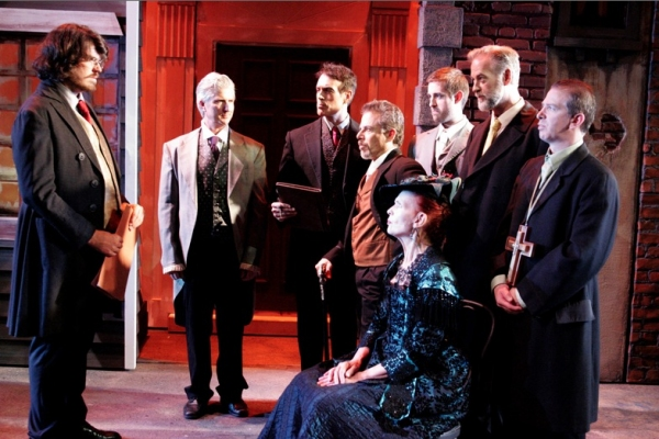 Photo Flash: First Look at DOMA Theatre's JEKYLL & HYDE, Opening Tonight