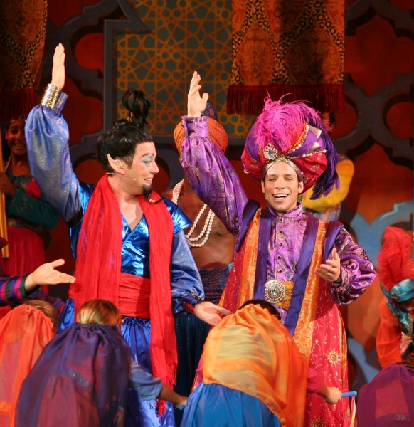 Photo Coverage: Opening Night of Muny's ALADDIN! Robin De Jesus, John Tartaglia, Samantha Massell & More!