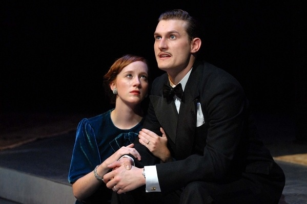 Photo Flash: First Look at 2nd Story Theatre's REBECCA, Opening Tonight, 7/6