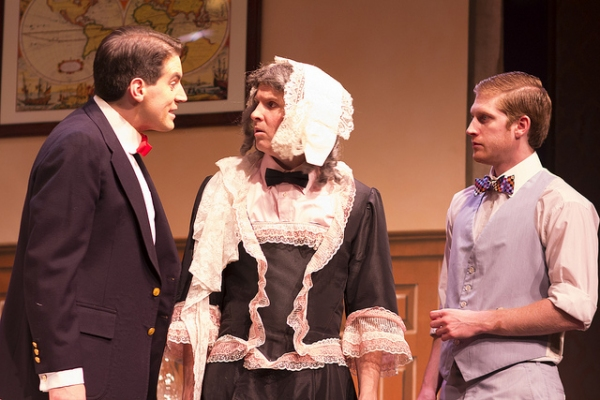 BWW Reviews: CHARLEY'S AUNT - An Oldie But a Surefire Goodie