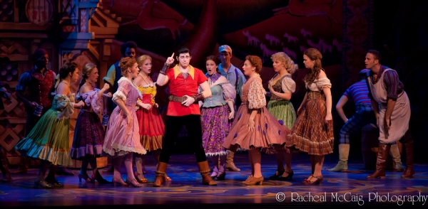 Photo Coverage: Beauty and the Beast Enchants at the Four Seasons Centre