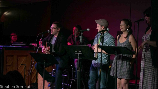 Photo Coverage: Niko Tsakalakos' THE NIKO SONGBOOK at Mr. Finn's Cabaret