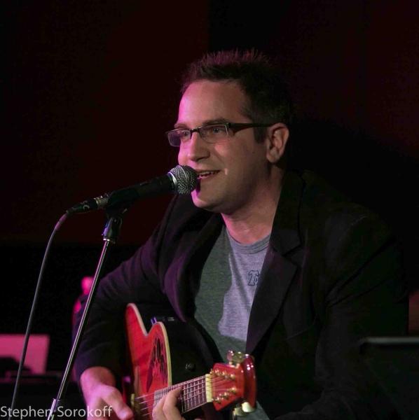 Photo Coverage: Niko Tsakalakos' THE NIKO SONGBOOK at Mr. Finn's Cabaret