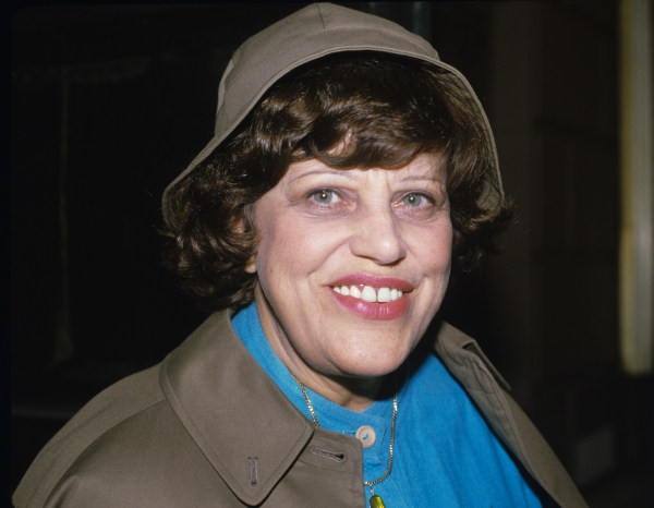 Photo Blast From The Past: Kaye Ballard