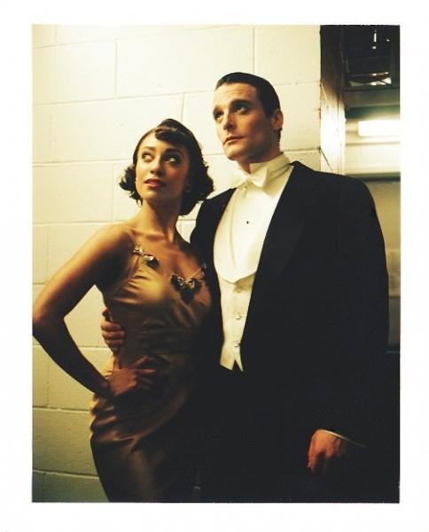 Shina Morris and Bill English Photo