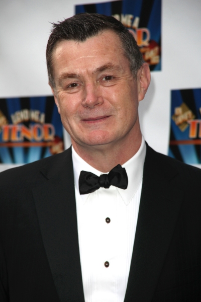 "Martin Pakledinaz attending the Broadway Opening Night Performance of ""Lend Me A Tenor""  at the Music Box Theatre in New York City. April 4, 2010"