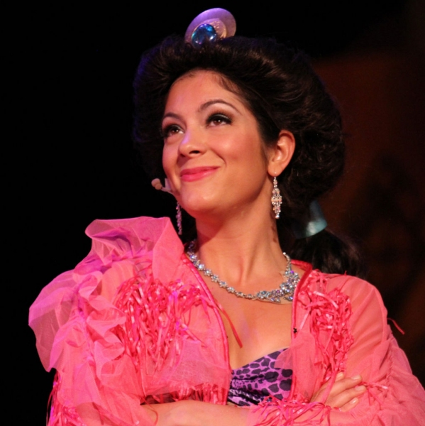 Haley Carlucci at First Look at Dan Domenech, Haley Carlucci & More in Tuacahn's ALADDIN