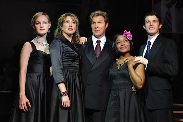 Erin Davie, Courtney Balan, Ron Bohmer, Kenita R. Miller, Greg Bosworth Photo