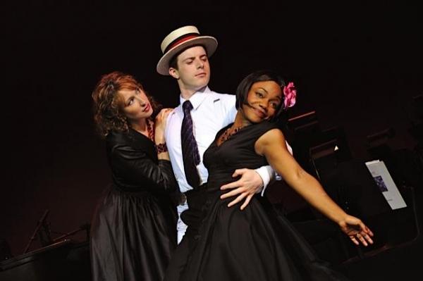 Courtney Balan, Greg Bosworth, Kenita R. Miller Photo
