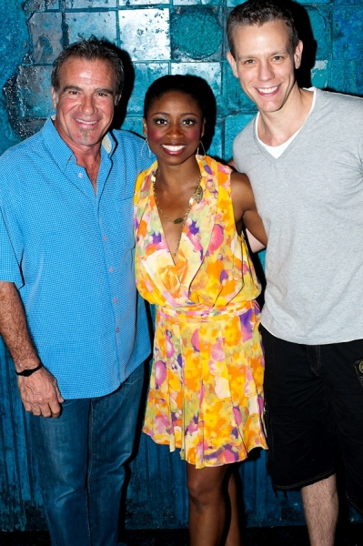 Tico Torres, Montego Glover and Adam Pascal photo by Justin Patterson.jpg	Tico Torres, Montego Glover and Adam Pascal at Photo Exclusive: Bon Jovi Drummer Tico Torres Visits MEMPHIS