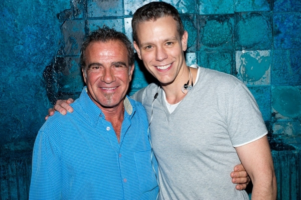 Photo Exclusive: Bon Jovi Drummer Tico Torres Visits MEMPHIS