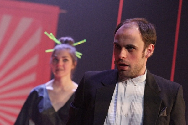 Photo Flash: Imago Theatre's THE BLACK LIZARD to Return, 10/4