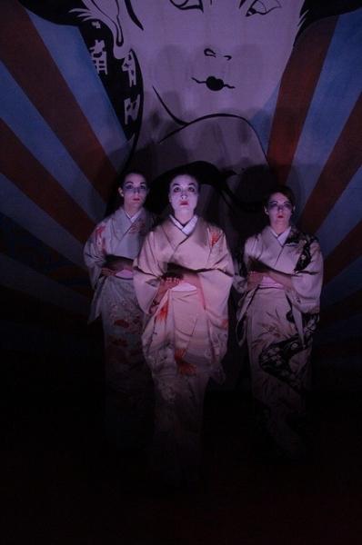 Lauren Mitchell, Thien-Kim Bui and Megan Skye Hale Photo