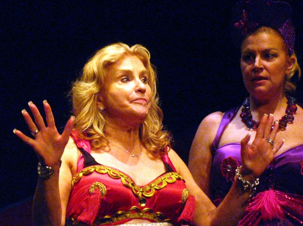 Photo Flash: First Look at Actors' NET of Bucks County's GYPSY