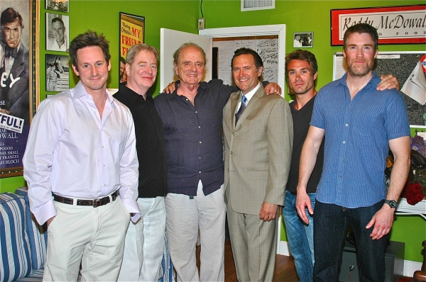 Scott Thomas Hinson, Mark Coffin, Harris Yulin, Victor Slezak, Rob DiSario and Brian Hutchison