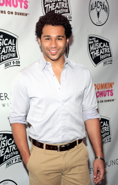 Corbin Bleu at The New York Musical Theatre Festival Kicks-Off with Ben Vereen, Corbin Bleu & More!