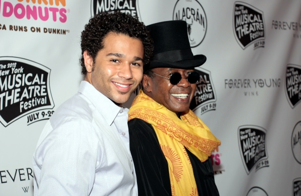 Corbin Bleu, Ben Vereen at The New York Musical Theatre Festival Kicks-Off with Ben Vereen, Corbin Bleu & More!