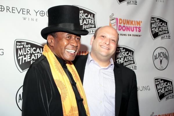 Photo Coverage: The New York Musical Theatre Festival Kicks-Off with Ben Vereen, Corbin Bleu & More!