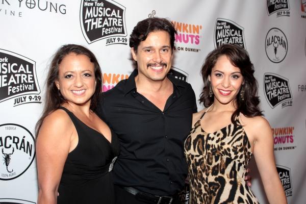 Natalie Toro, Enrique Acevedo, Maria Eberline