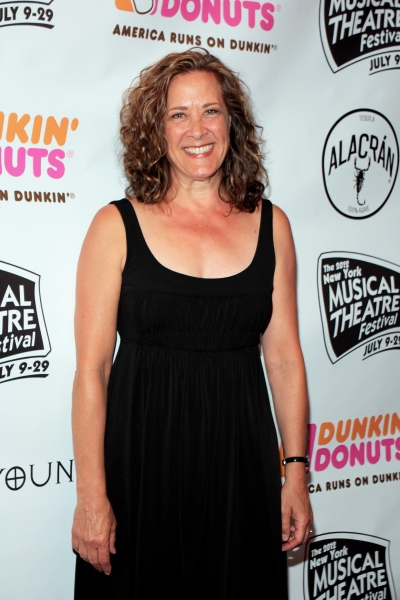 Karen Ziemba at The New York Musical Theatre Festival Kicks-Off with Ben Vereen, Corbin Bleu & More!