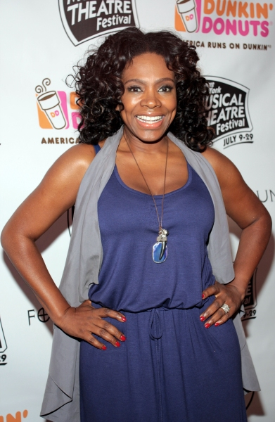 Sheryl Lee Ralph at The New York Musical Theatre Festival Kicks-Off with Ben Vereen, Corbin Bleu & More!