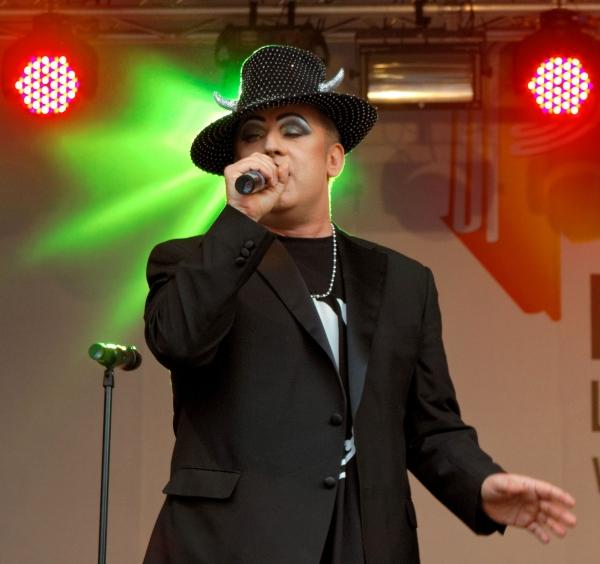 Boy George at Boy George Performs at PrideLondon!