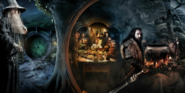 Photo Flash: First Look - Ten Scenes from Peter Jackson's THE HOBBIT