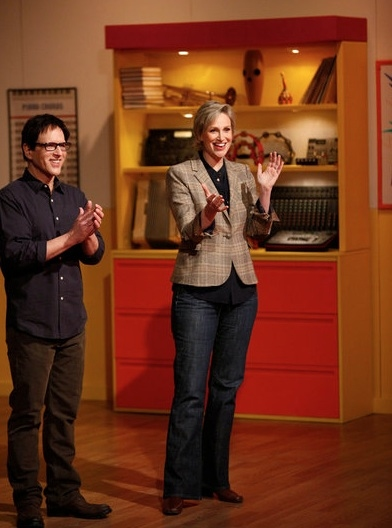 Robert Ulrich, Jane Lynch