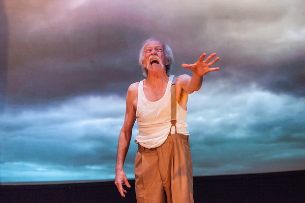 Tobias Andersen at  First Look at Portland Shakespeare's LEAR'S FOLLIES