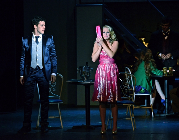 First Look at Bailey Hanks in Red Mountain's LEGALLY BLONDE Photo