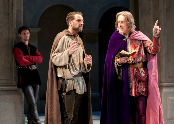 Photos: First Look at Euan Morton, David Selby and More in The Old Globe's DIVINE RIVALRY