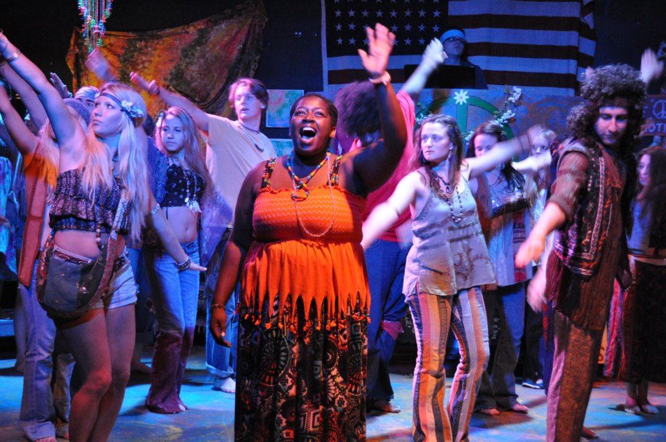 BWW Reviews: Let Your HAIR Down at Cultural Arts Playhouse