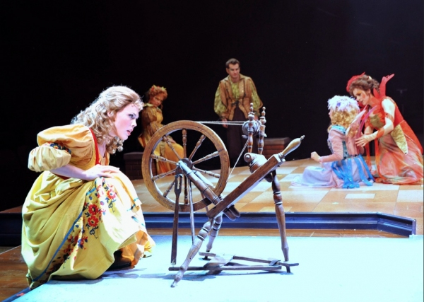 Photo Flash: Marriott Theatre for Young Audiences Presents SLEEPING BEAUTY
