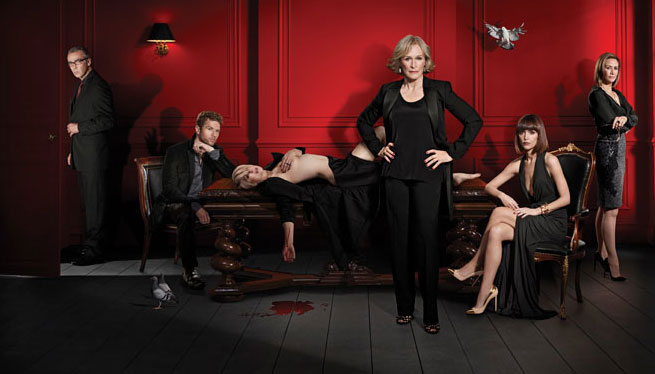SOUND OFF: DAMAGES Season Four On DVD