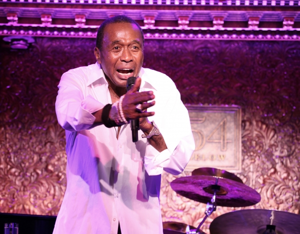 Photo Coverage: Ben Vereen Takes the Stage in STEPPIN' OUT WITH BEN VEREEN' at 54 Below